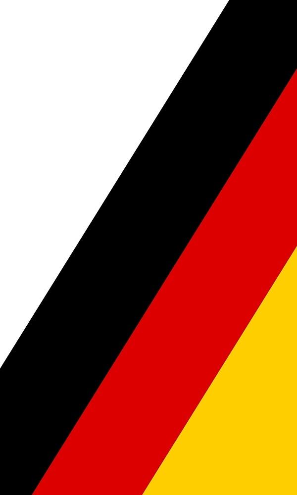 GERMAN FLAG by edvards