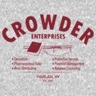 Crowder Enterprises (Maroon) by pixhunter