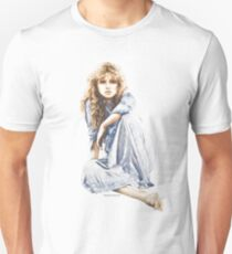 """Hippy Girl"" by Sara Moon Unisex T-Shirt"