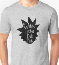 Wubba Lubba Dub Dub Slim Fit T-Shirt