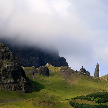 Old Man of  Storr by Alexanderargyll
