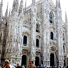 Milan - Cathedral (:  by lissyS