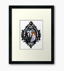 Commission Framed Print