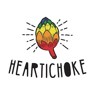 Heartichoke - Artichokes Gift by yeoys