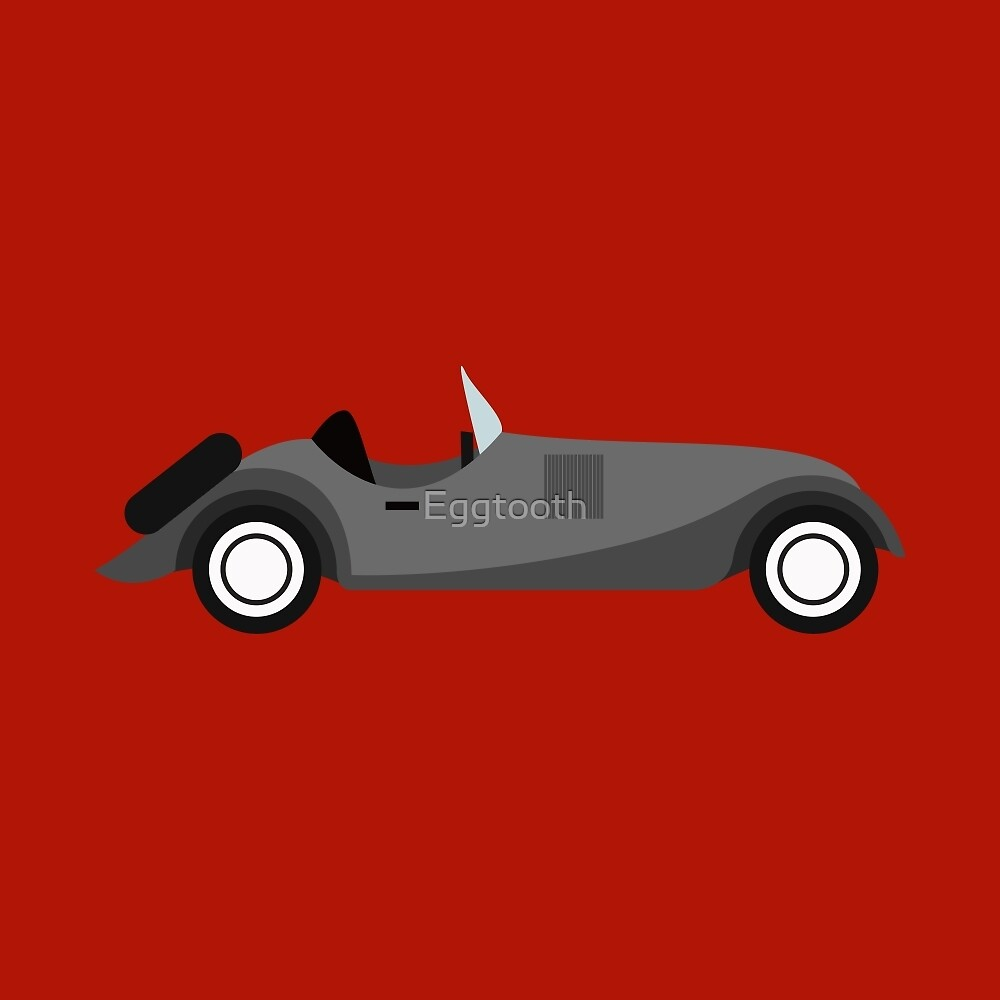 Cool Classic Car by Eggtooth