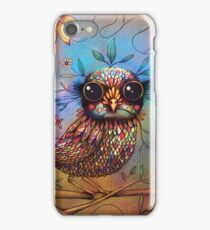 little love bird iPhone Case/Skin