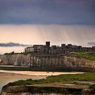 Kingsgate Castle by Geoff Carpenter
