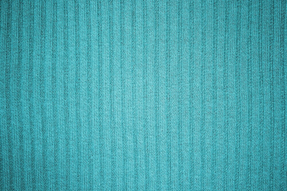 turquoise knitted by juliepotter