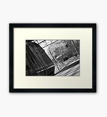 Station to station (6) Framed Print