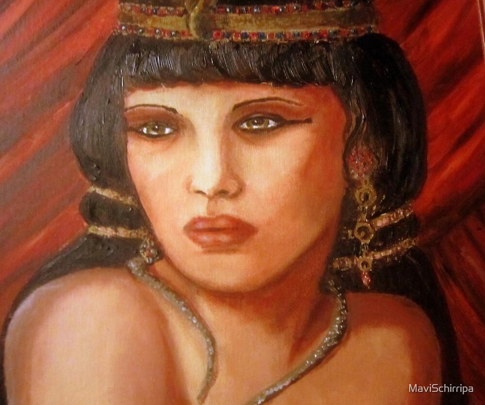 cleopatra by MaviSchirripa