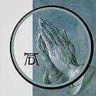 Praying Hands...by Albrecht Dürer, by edsimoneit