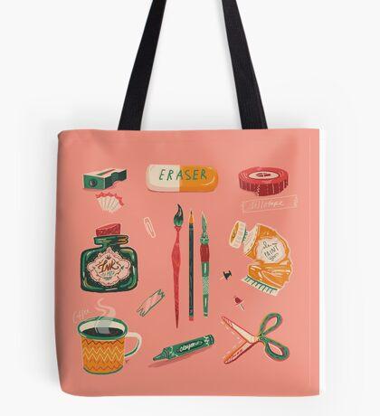 Art Gang Tote Bag