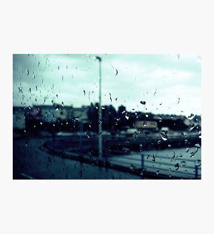 Street Lights Photographic Print