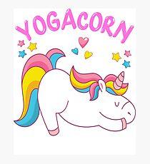 Yogacorn Fotodruck