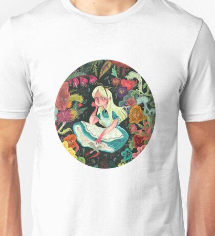 Alice in Wonder Unisex T-Shirt