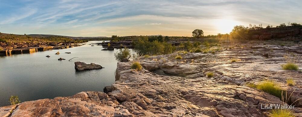 Sir John Gorge, Mornington Wilderness Sanctuary, Western Australia by Lisa Walker