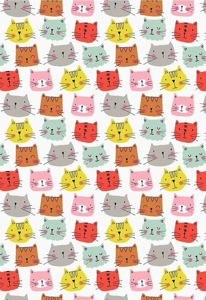 cat pattern by juliepotter
