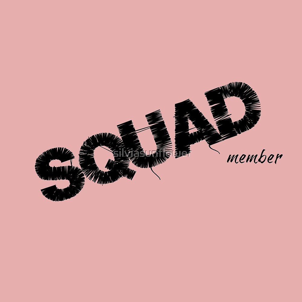 Squad  by silviasunflower