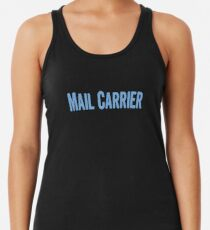 Tshirt Gifts For Mail Carriers Women's Tank Top
