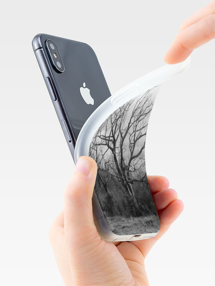 Alternate view of Burnt Trees iPhone Case & Cover