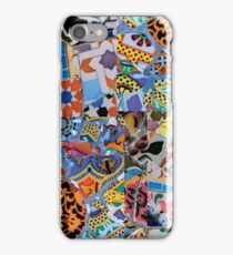 Gaudi Trencadís  iPhone Case/Skin