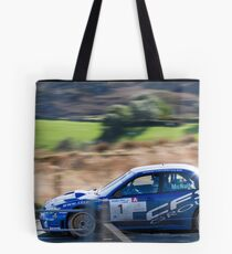Rally of the Lakes 2010 - S7 - Tim McNulty Tote Bag