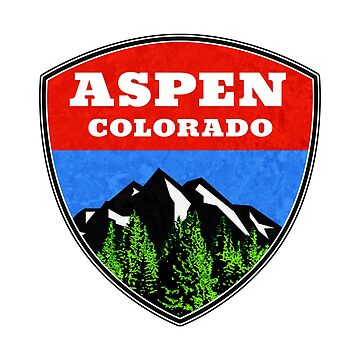 Ski Aspen Colorado Skiing Snowboarding by MyHandmadeSigns