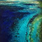 Aqua by Cathy Gilday