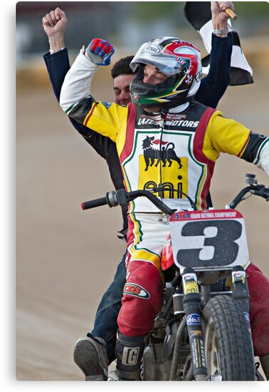 Joe Kopp Wins the Yavapai Mile for Ducati! by Craig Durkee