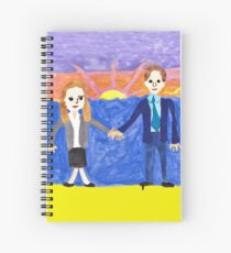 The Wedding Gift Spiral Notebook