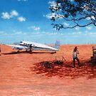 Outback Saviours by Cary McAulay