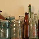 Kitchen Glass by AuntieJ