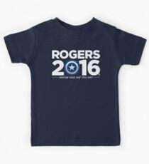Rogers 2016 Kids Tee
