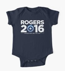 Rogers 2016 One Piece - Short Sleeve