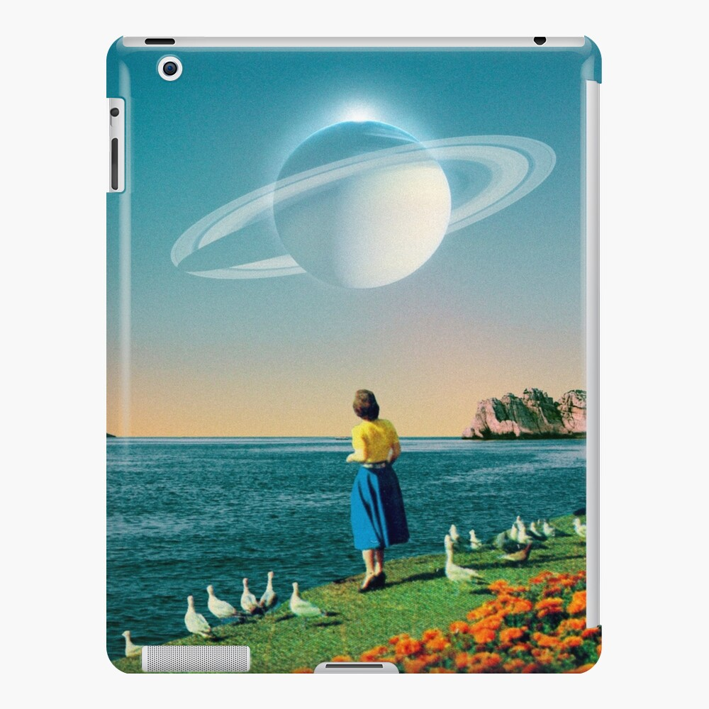 Watching Planets iPad Case & Skin