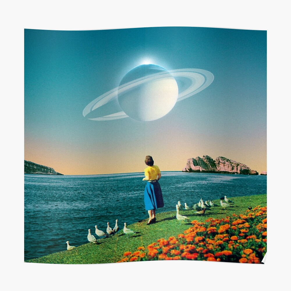 Watching Planets Poster