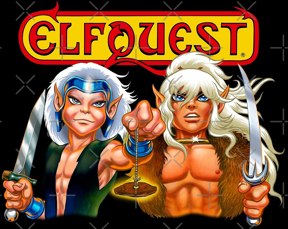 The Lodestone 2019 by elfquest