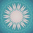 Mandala von greenaomi