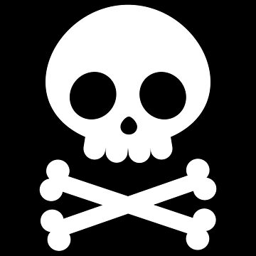 Cute Kawaii Style Skull  by happinessinatee