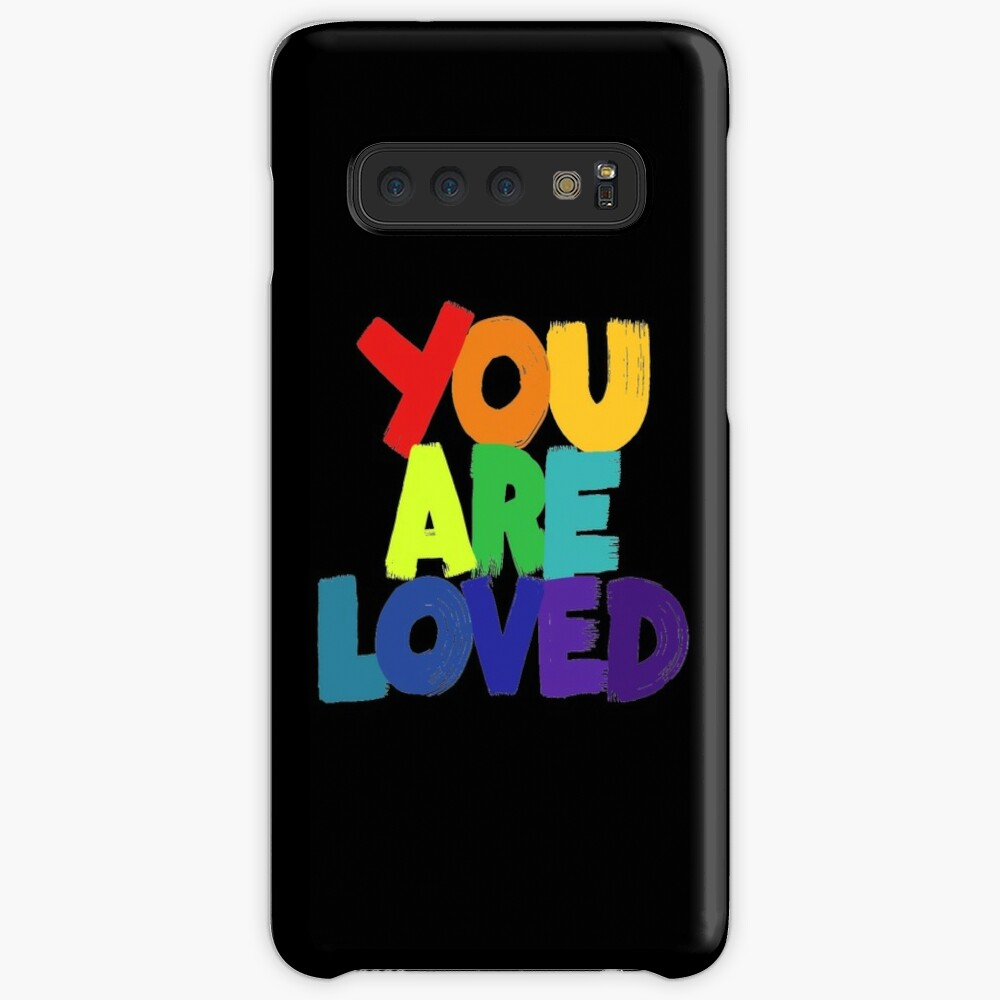 you are loved Case & Skin for Samsung Galaxy