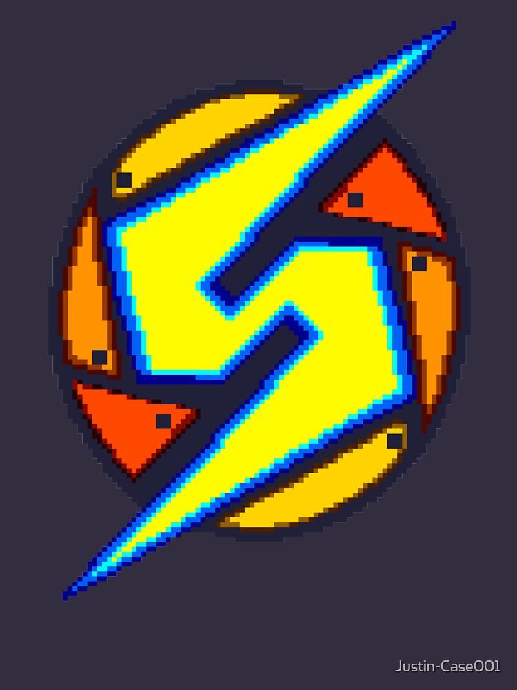 Super Metroid - Samus Logo by Justin-Case001