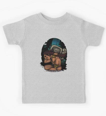 Mayan God Kids Clothes