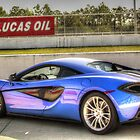 McClaren On The Line by Noble Upchurch
