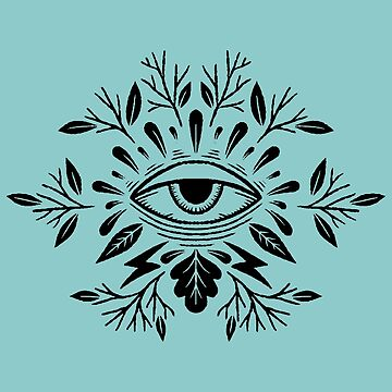 all seeing eye by wellkeptthing