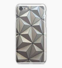 Spaceship Earth, up close iPhone Case/Skin