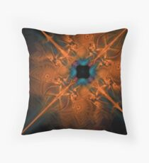 An Exaggerated Splendor Throw Pillow