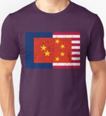Anglo-Sino Alliance Unisex T-Shirt