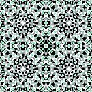 Abstract Kaleidoscope Mint by ProjectM