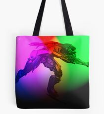 Speed and Strength Tote Bag