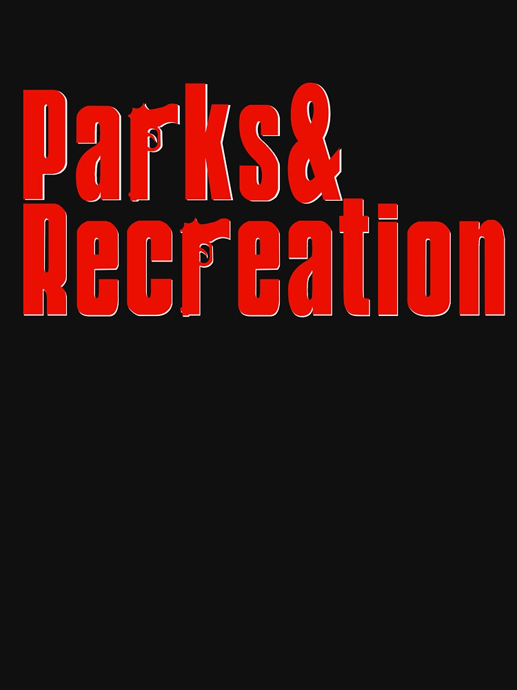 Parks and Recreation - mobster by conorr667